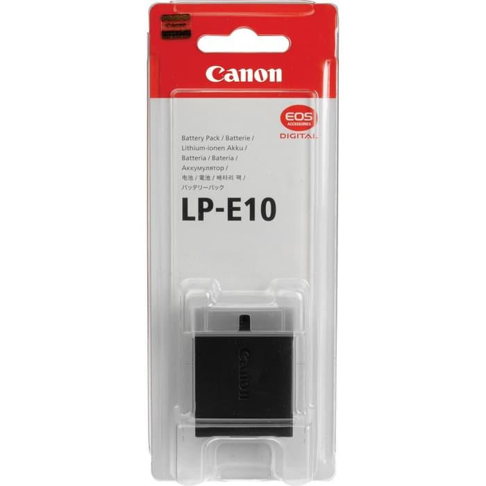 Battery Baterai Canon LP-E10 for EOS 1100D, 1200D