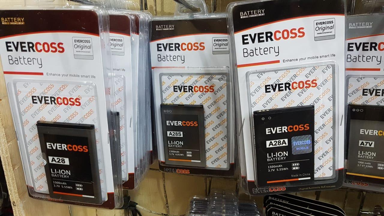 Harga Baterai Hp Cross A28 Terbaru Situs Perbandingan Evercoss A28b Original Batre