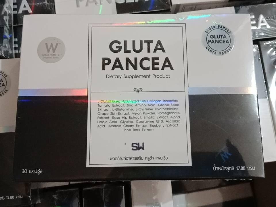 Gluta Pancea by Wink White