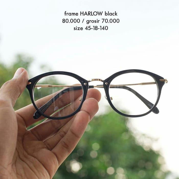 Jual frame kacamata harlow murah garansi dan berkualitas  e3ffe2e511
