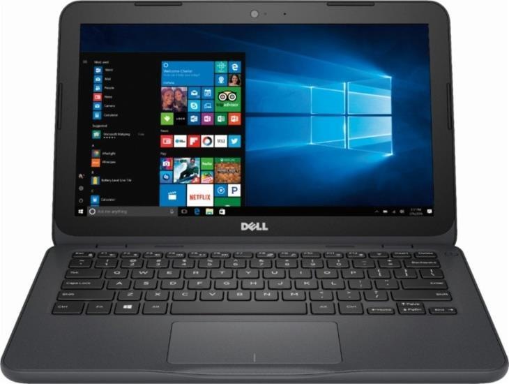 DELL Inspiron 11-3180 - RAM 4GB - AMD A9-9420 - HDD 500GB - 11.6 Inch - AMD Radeon R5 - Dos - Gray
