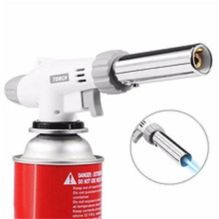 Fitur Gracekarin Online 5 Pcs Tig Obor Las Cangkir Champagne Nozzle Source · WS 526 Gas Torch Auto Ignition Camping Welding Flame Thrower