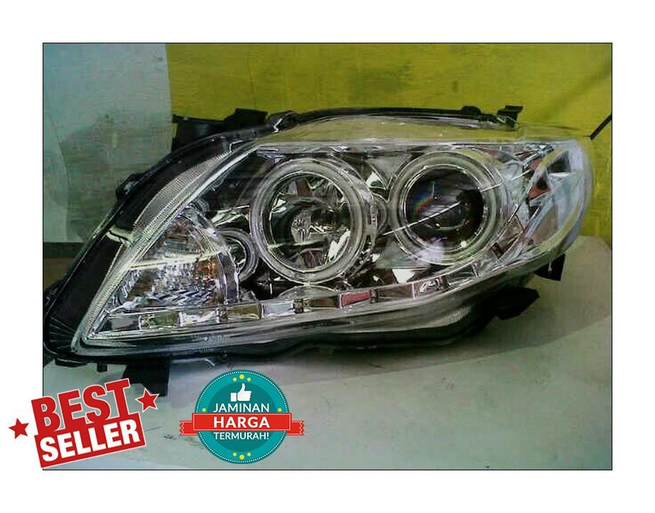 LAMPU DEPAN/ HEAD LAMP PROJECTOR TOYOTA ALTIS 2008-2010