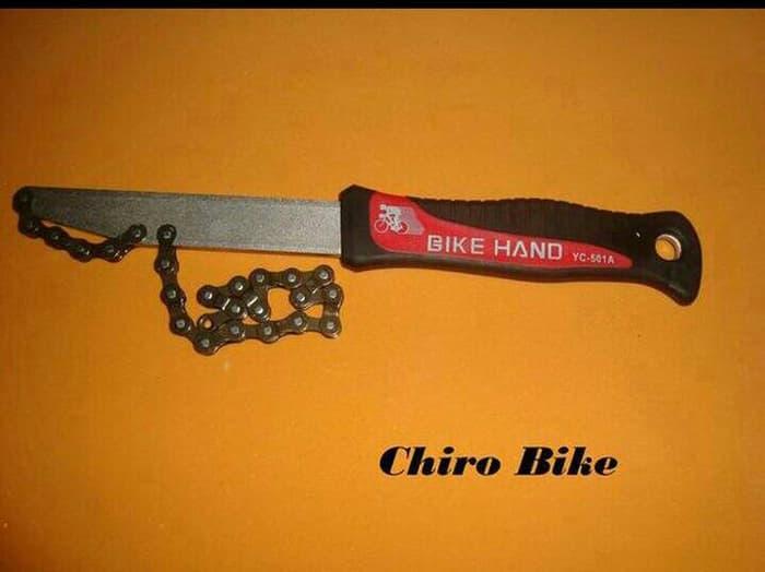 HARGA SPESIAL!!! kunci penahan sproket bike hand - Hp1acZ