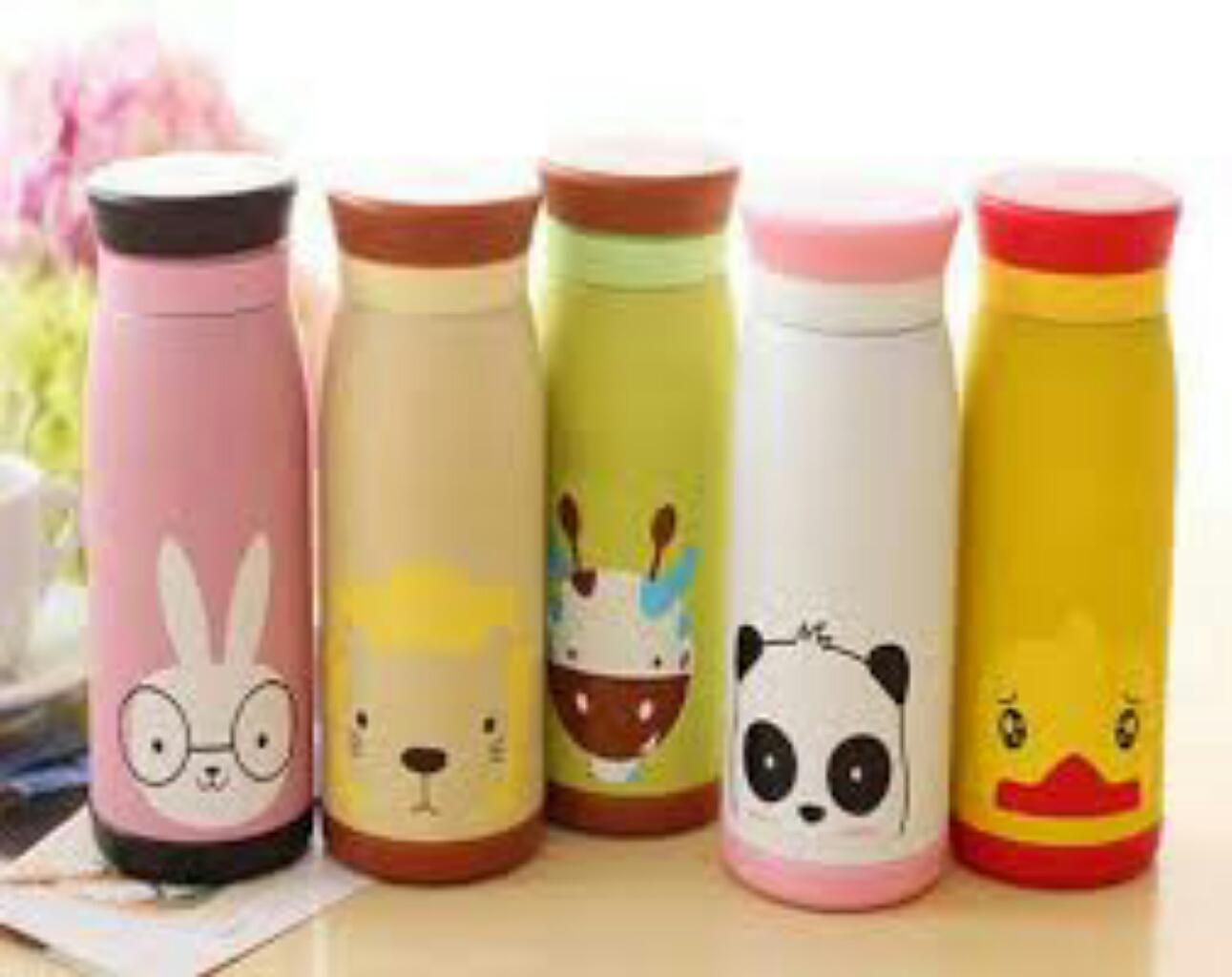 Termos karakter animal 500 ml ( random)