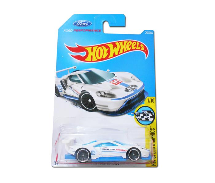 Hot Wheels Ford GT Race 2016 - czhF7R