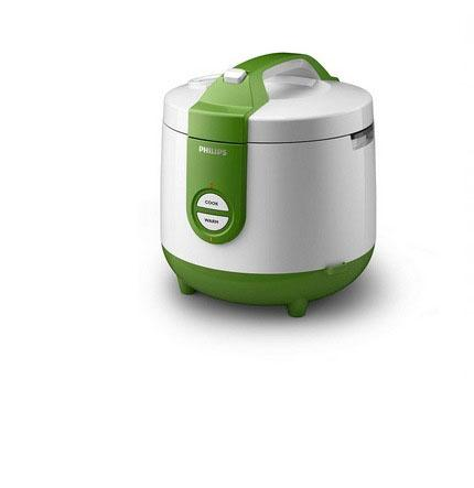 Rice Cooker 2L Basic Green Philips HD3118/30
