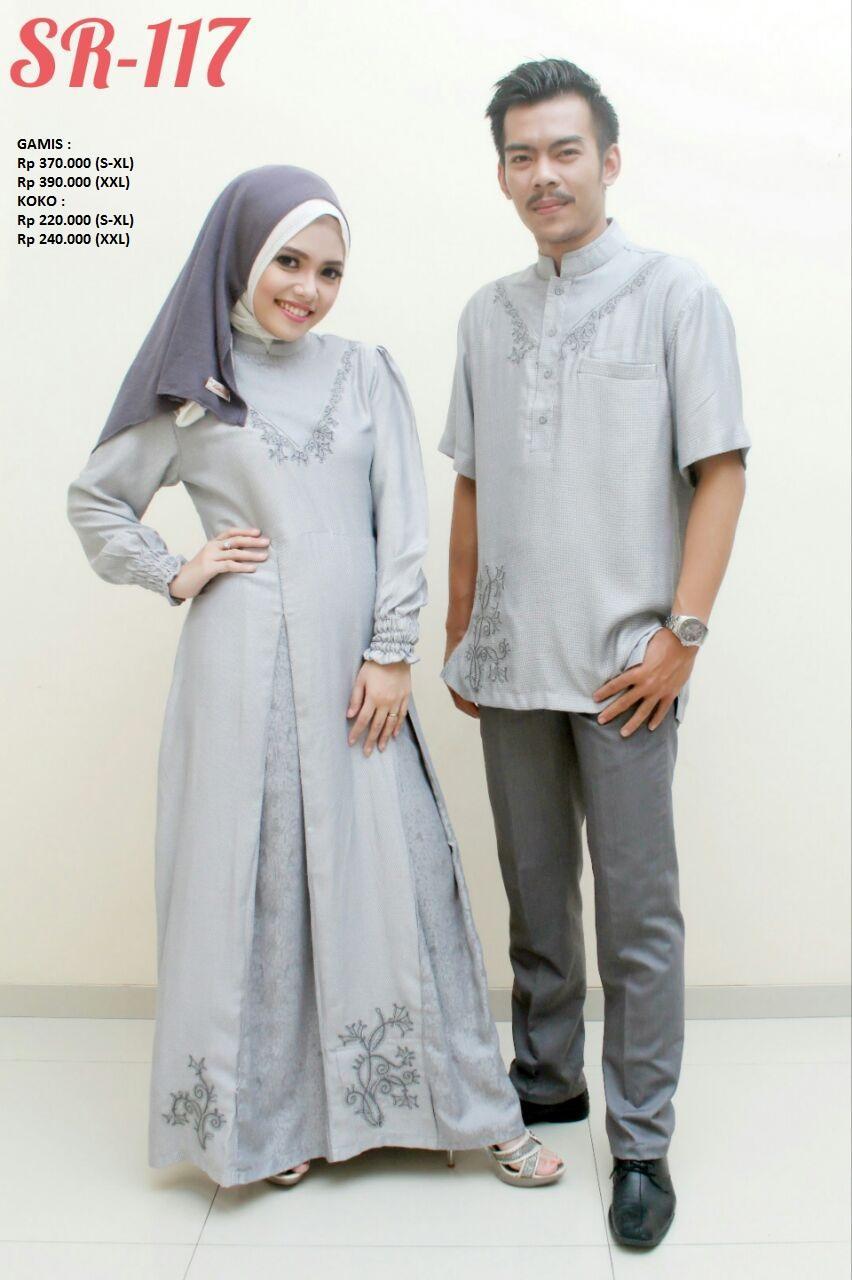 Baju Sarimbit Almadani SR 117