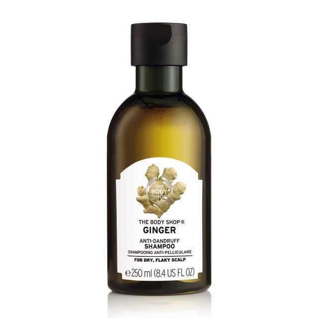 The Body Shop Reno - Ginger Anti Dandruff Shampoo 250ml