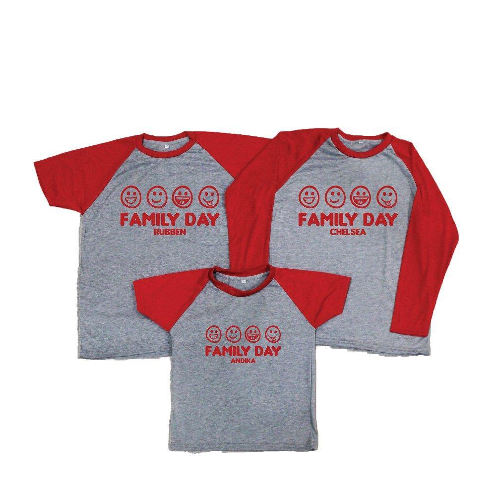 Kaos Anak Bisa Cetak Nama - Kaos Couple Anak Bunda Ayah - Baju Couple Ayah Ibu Anak di lapak Kaos Couple kaoscouplekeluarga