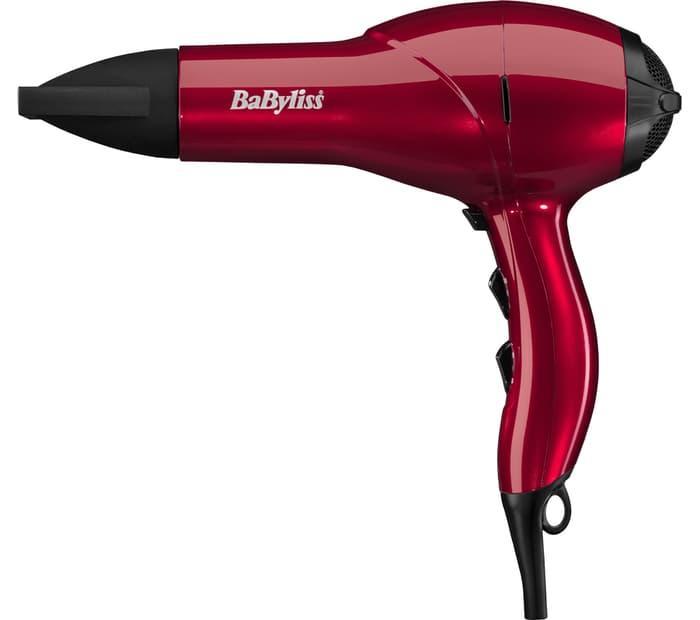 Hair Dryer BaByliss Salon Light 2100 (Authentic 100% - Garansi Resmi)