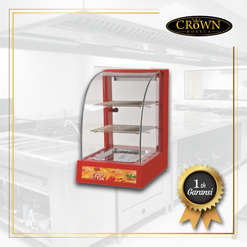 Showcase Warmer By Crown Horeca Online.