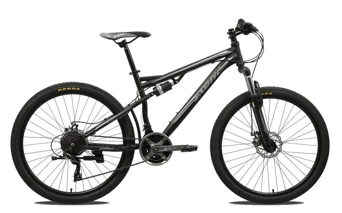Sepeda Gunung Mtb Exotic Et 2613 26 - Gratis Ongkir & Perakitan Khusus Jabodetabek By Ss Bike Shop.