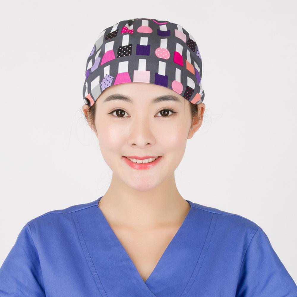 M Topi Ruang Operasi Topi Eropa atau Amerika Serikat Katun Gigi (Parfum ( Pria atau