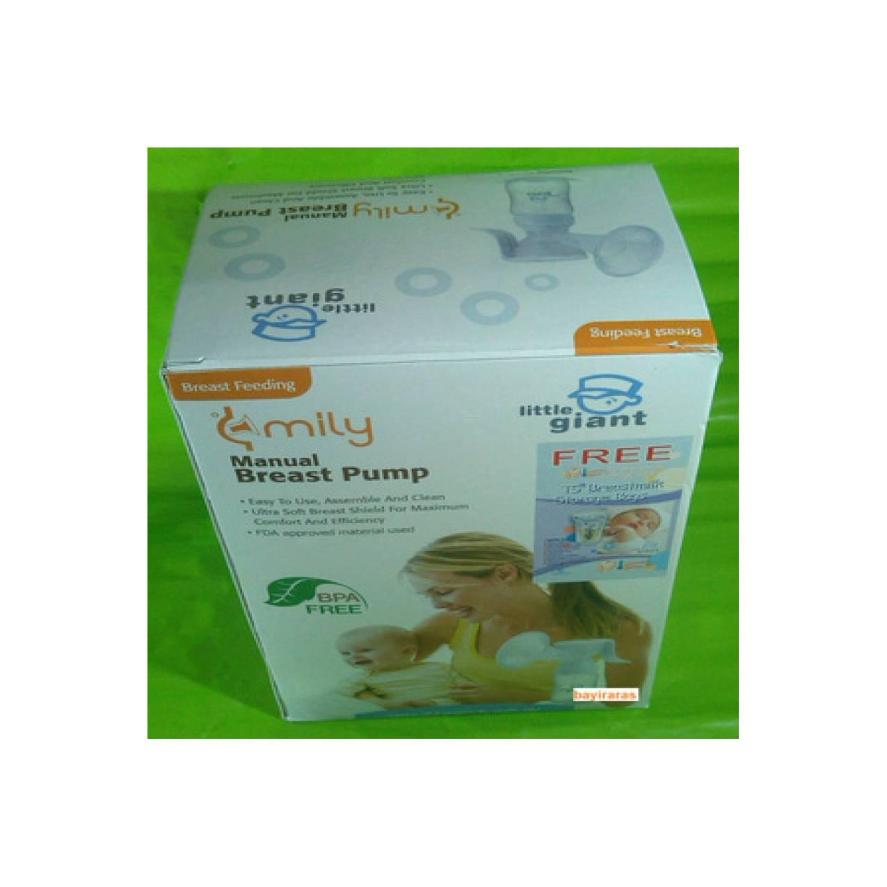 Buy Sell Cheapest Pearline Emily Set Best Quality Product Deals Pompa Asi Breast Pump Manual Little Giant Distributor