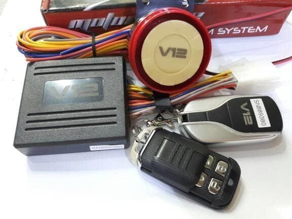 BEST SELLER!!! alarm motor v12 by vinyx - aaR9nk