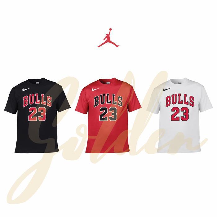 HARGA SPESIAL!!! Micheal Jordan icon tee / kaos basket / basketball tshirt size Anak - 8jiNMF