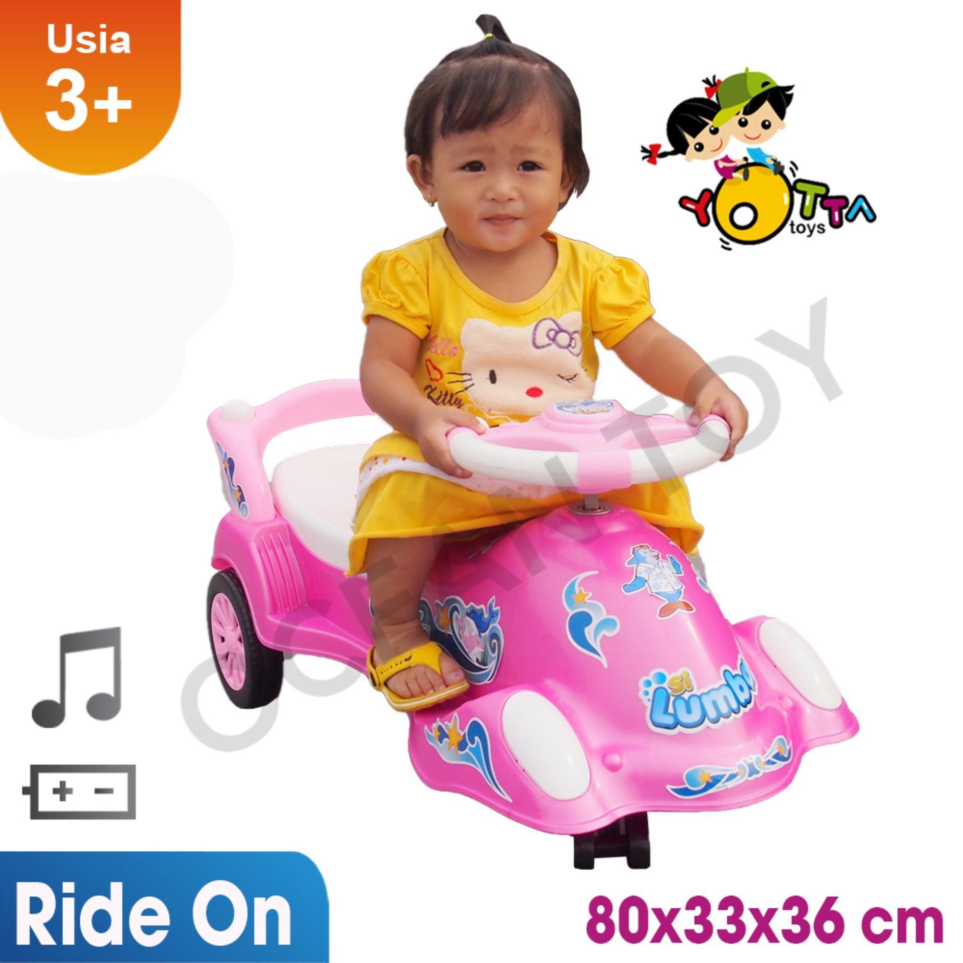 Mainan Ride On Lumba - Lumba Robox Kumbang / Khusus Jabodetabek / Ride On Anak / Mainan Anak Laki / Perempuan / Ocean Toy By Ocean Toy.