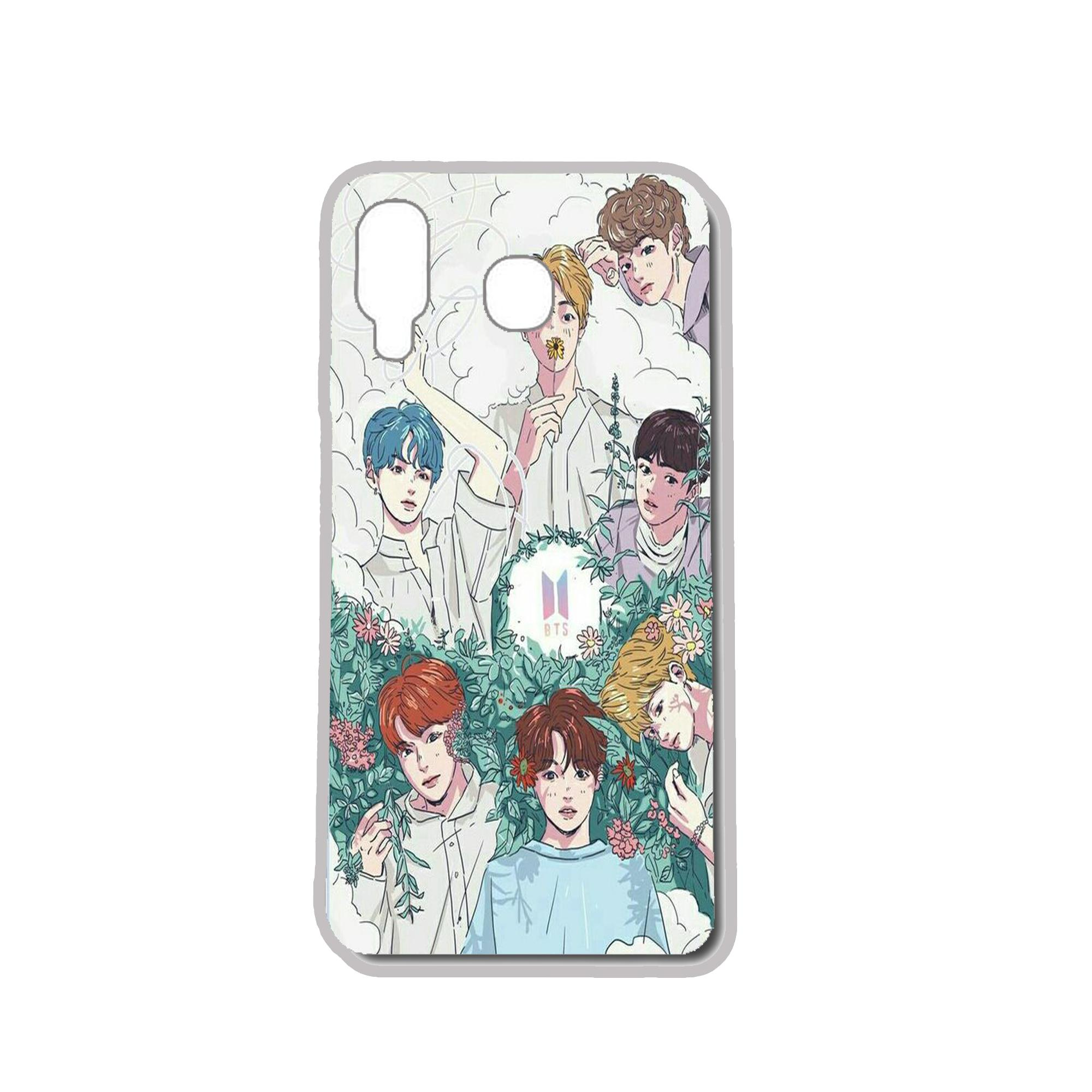 Rajamurah fashion printing case Samsung Galaxy A8 Star - 15
