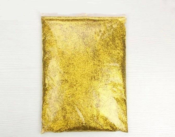 Gold Glitter Bubuk Gliter Powder Serbuk Gliter Supplier Glitter Kiloan - AeAv9s
