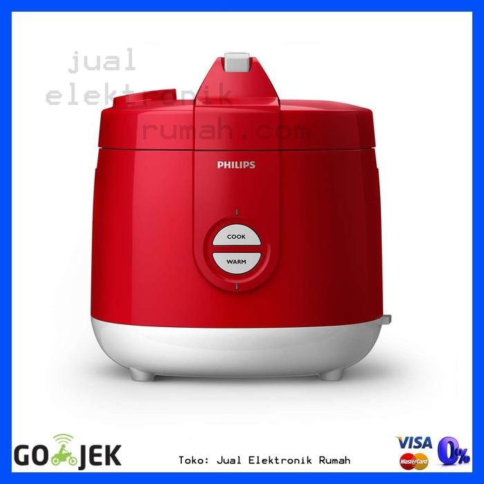ORIGINAL - Rice Cooker Penanak Nasi Philips HD-3127/32  Kualitas Terbaik