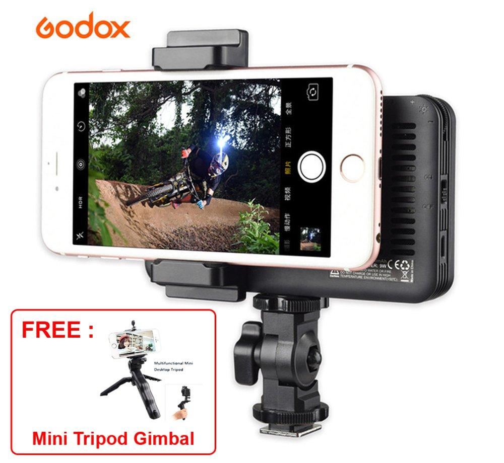GODOX LED M150 for Smartphone - Mirrorless - DSLR - Photo & VLOG