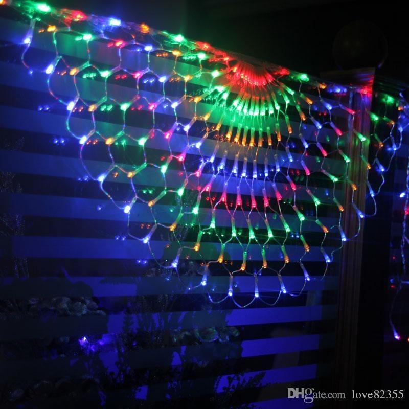 Lampu Natal JALA PEACOCK LED RGB (Red-Green-Blue) 156 LED