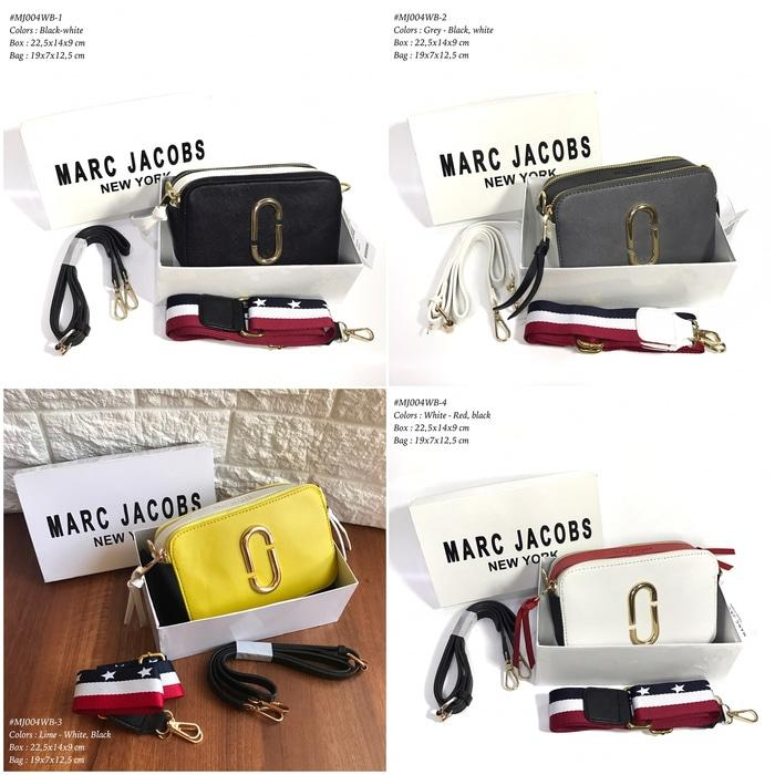 PROMO!!! Marc Jacobs KW + BOX - be78zR