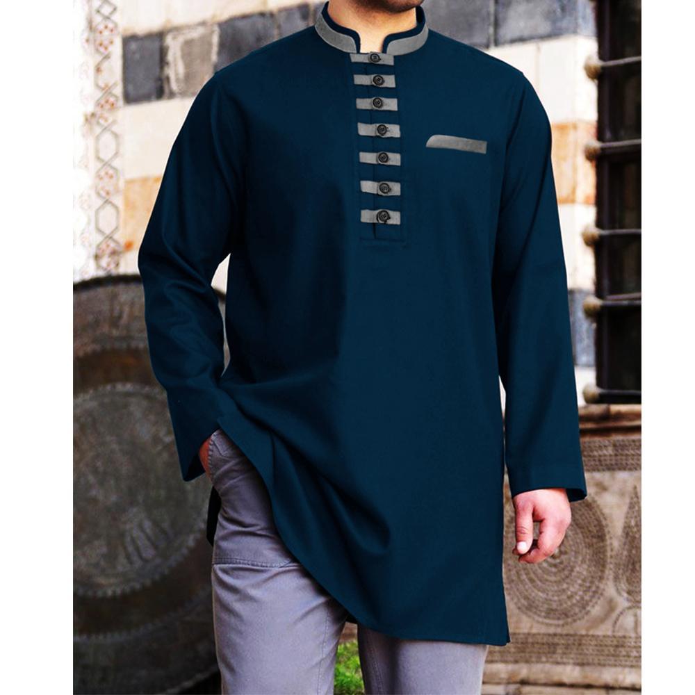 Baju Muslim koko Akhtar Tosca Lengan Panjang