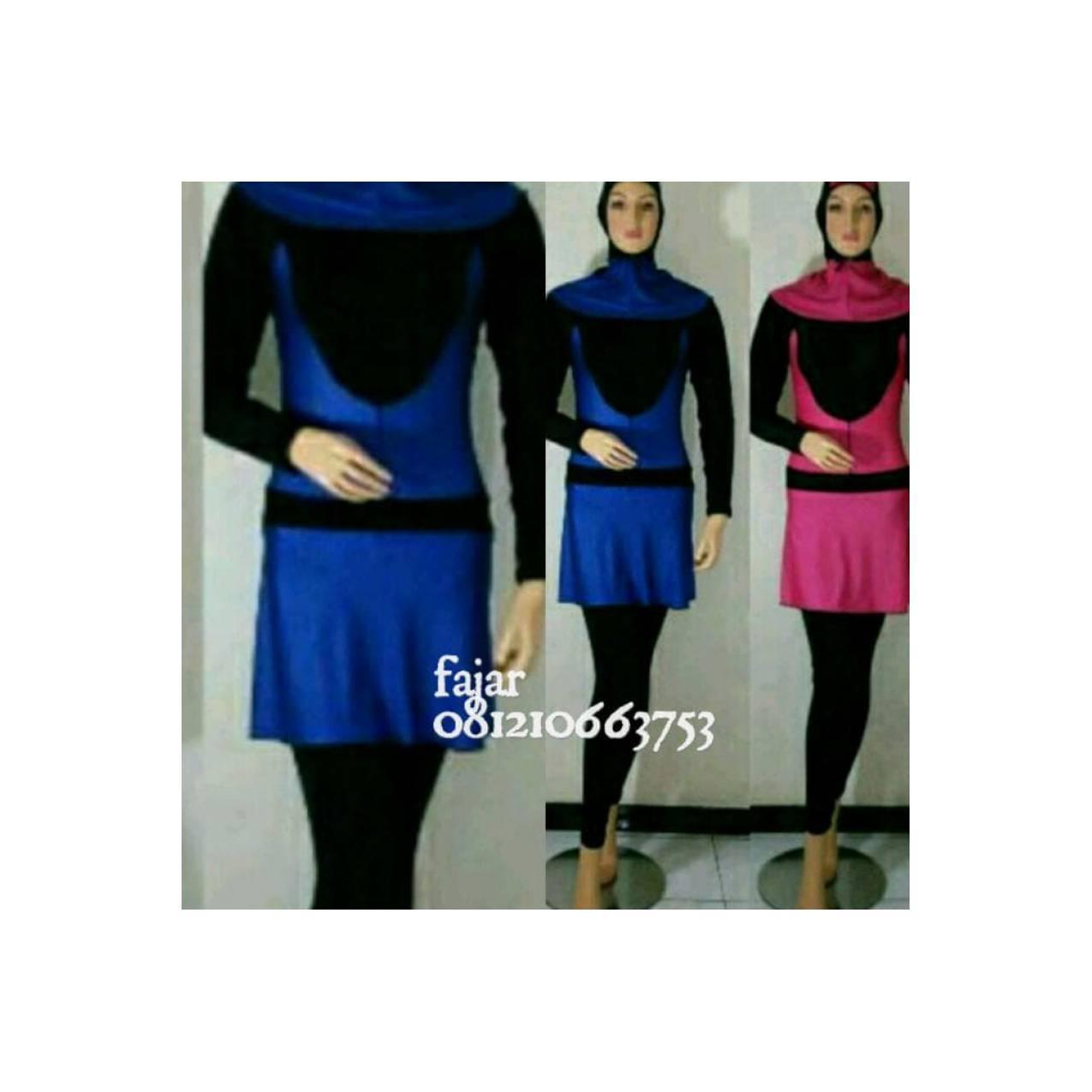 Jual Baju Renang /Muslimah/Dewasa/Wanita/Remaja Limited