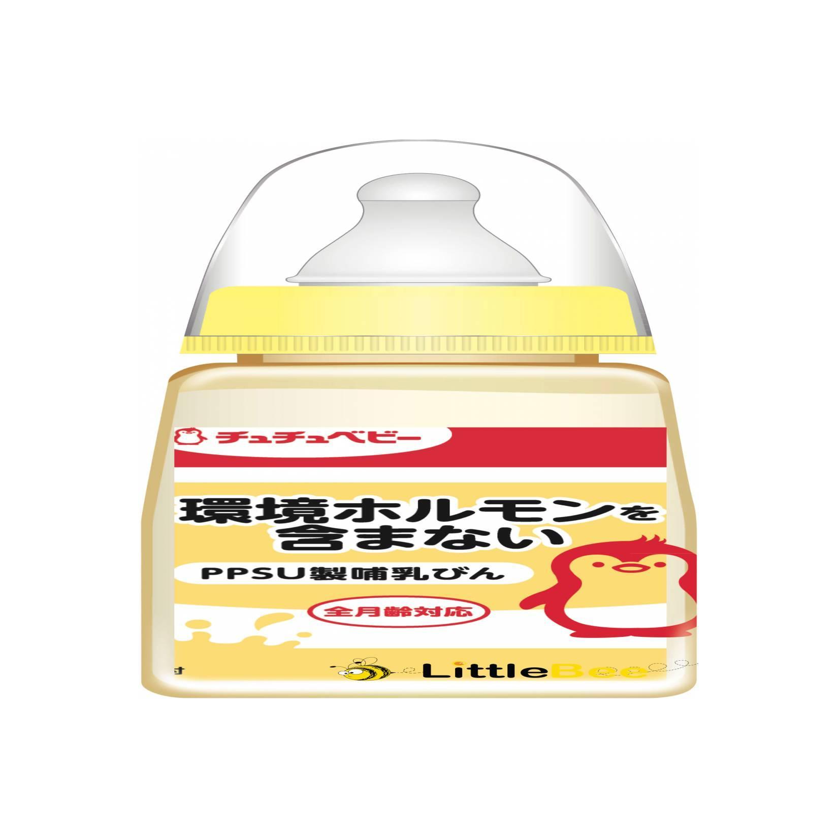 CHUCHU PPSU Baby Feeding Bottle - 150 ml