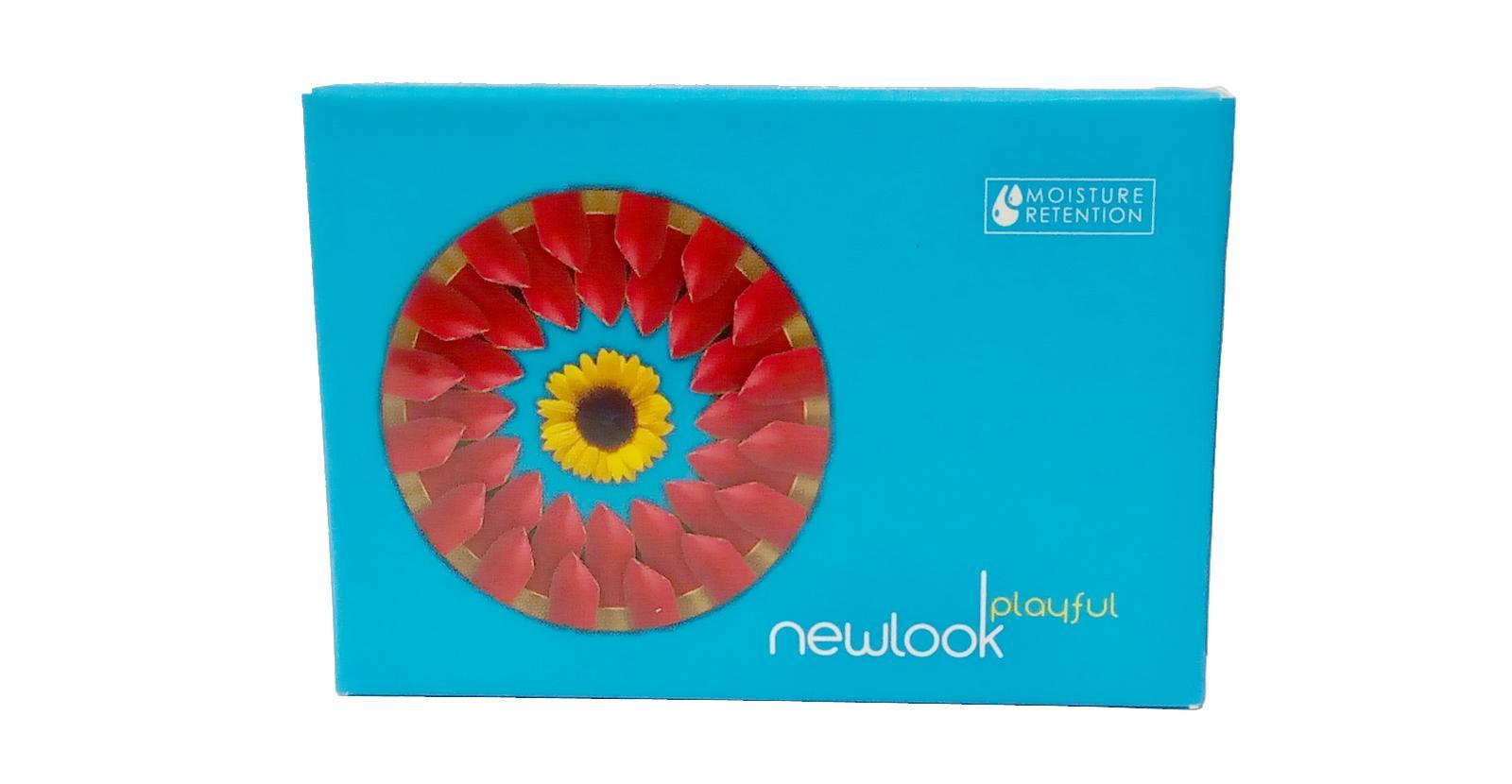 Soflen Newlook Playful Coklat / Brown (-4,75)