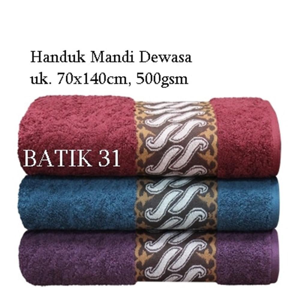 Handuk TP Premium BATIK 31 uk.70x140cm