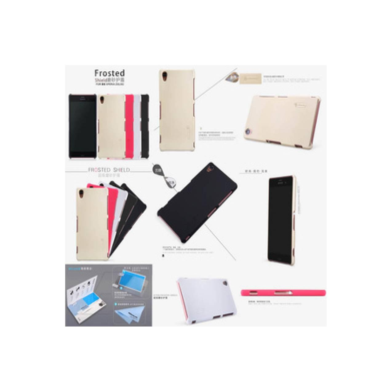 Jual Hardcase Nillkin Super Frosted Hard Cover Case Sony Xperia Z3
