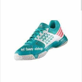 Beli sekarang Sepatu adidas  Speed Takes Adizero F4 Sepatu Badminton  (AF4871) - 82JK3f terbaik murah - Hanya Rp1.224.475 9f3ee17259