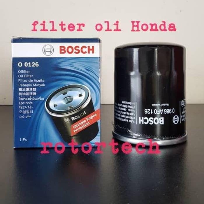 Filter Oli BOSCH Honda Civic CRV Accord