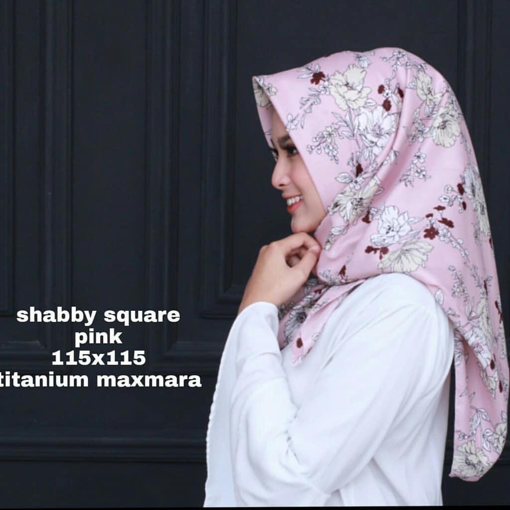 Buy Sell Cheapest Khimar Segiempat Syari Best Quality Product Pashmina Hijab Maxmara Jilbab El Segi Empat Premium Shabby Kerudung Fashion Muslim