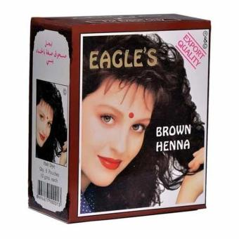 Pencarian Termurah Henna Eagle Black Brown Chesnut Pewarna