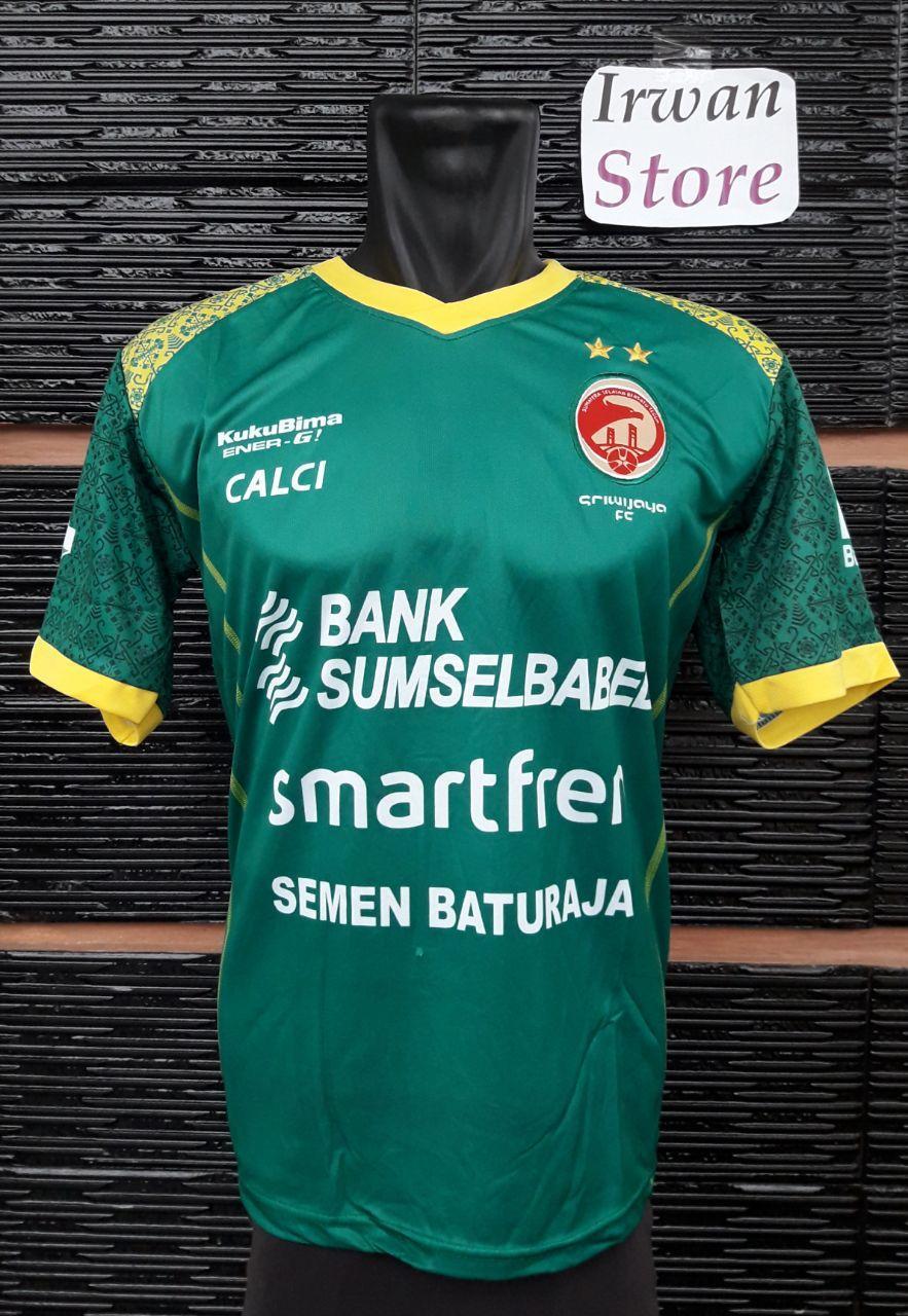Baju Jersey Bola Sriwijaya FC. Baju Jersey Sriwijaya FC Liga Indonesia