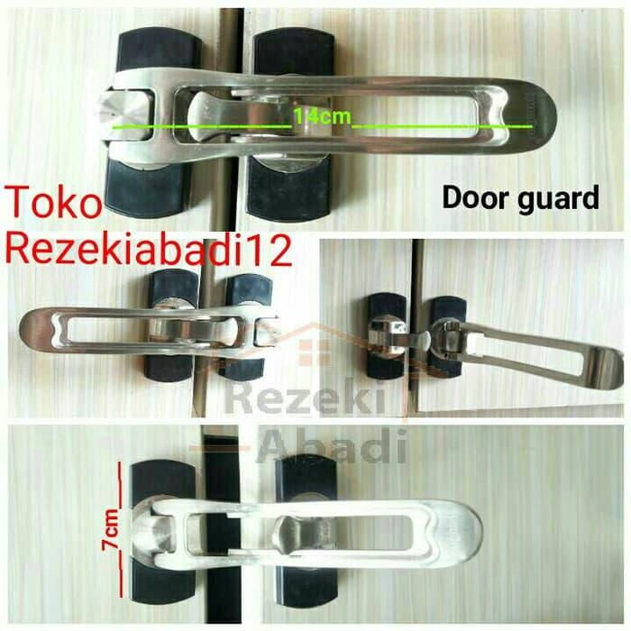 Door Guard Grandel Rantai Grendel Tambahan - ready stock