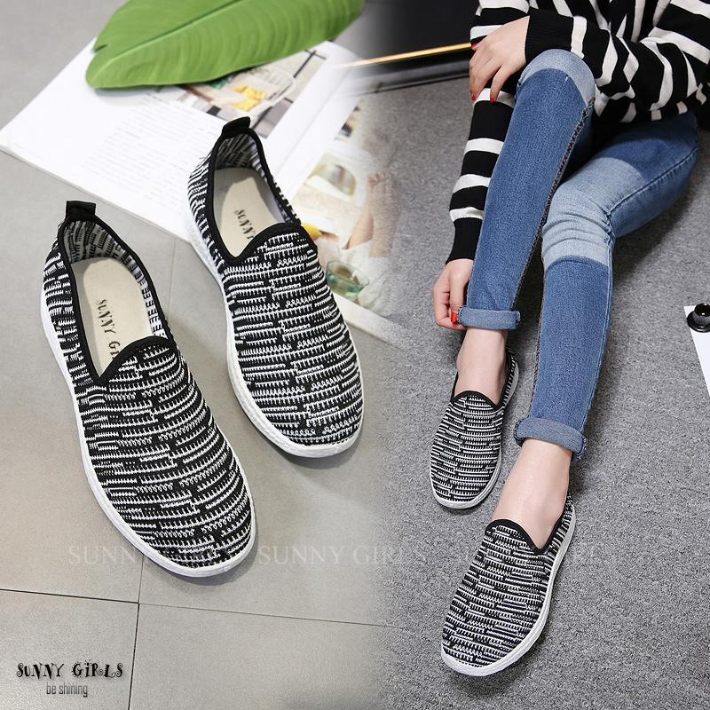 Sunny Girls Amalia Comfort Shoes - Sepatu Wanita Kasual - Sneakers Wanita  Nyaman Dipakai 5676b7d094