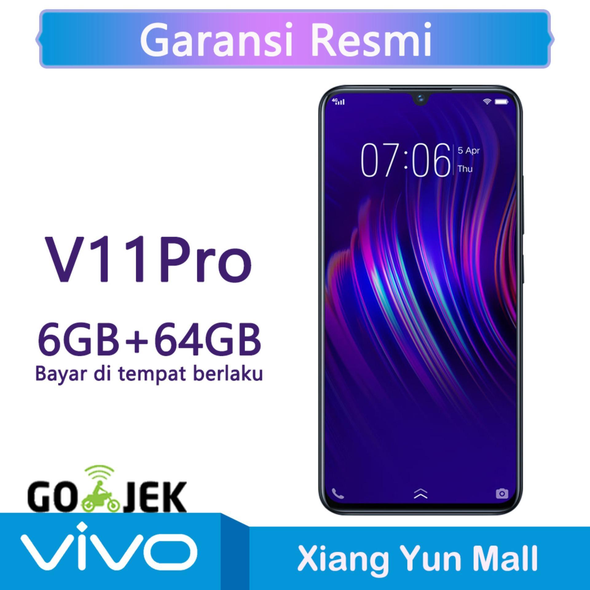 Handphone Smartphone Vivo Terbaru Y51 Ram 2 Gb Internal 16gb Garansi Resmi V11 Pro 6g 64g Screen Touch Id Ai Dual Rear Camera