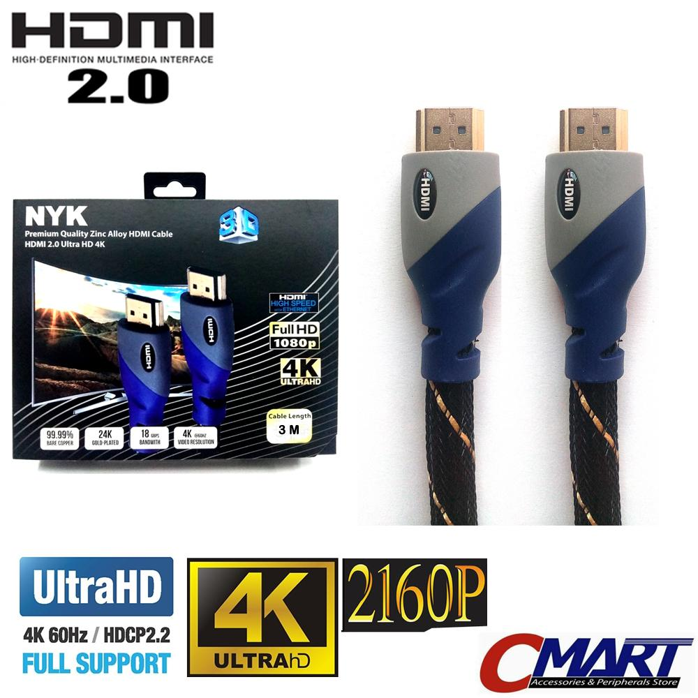 Jual Kabel Vga 10m Good Quality Gold Plate Harga Rp 88000 Nyk 3m Hdmi To Plated Braided Cable Hdmm 300