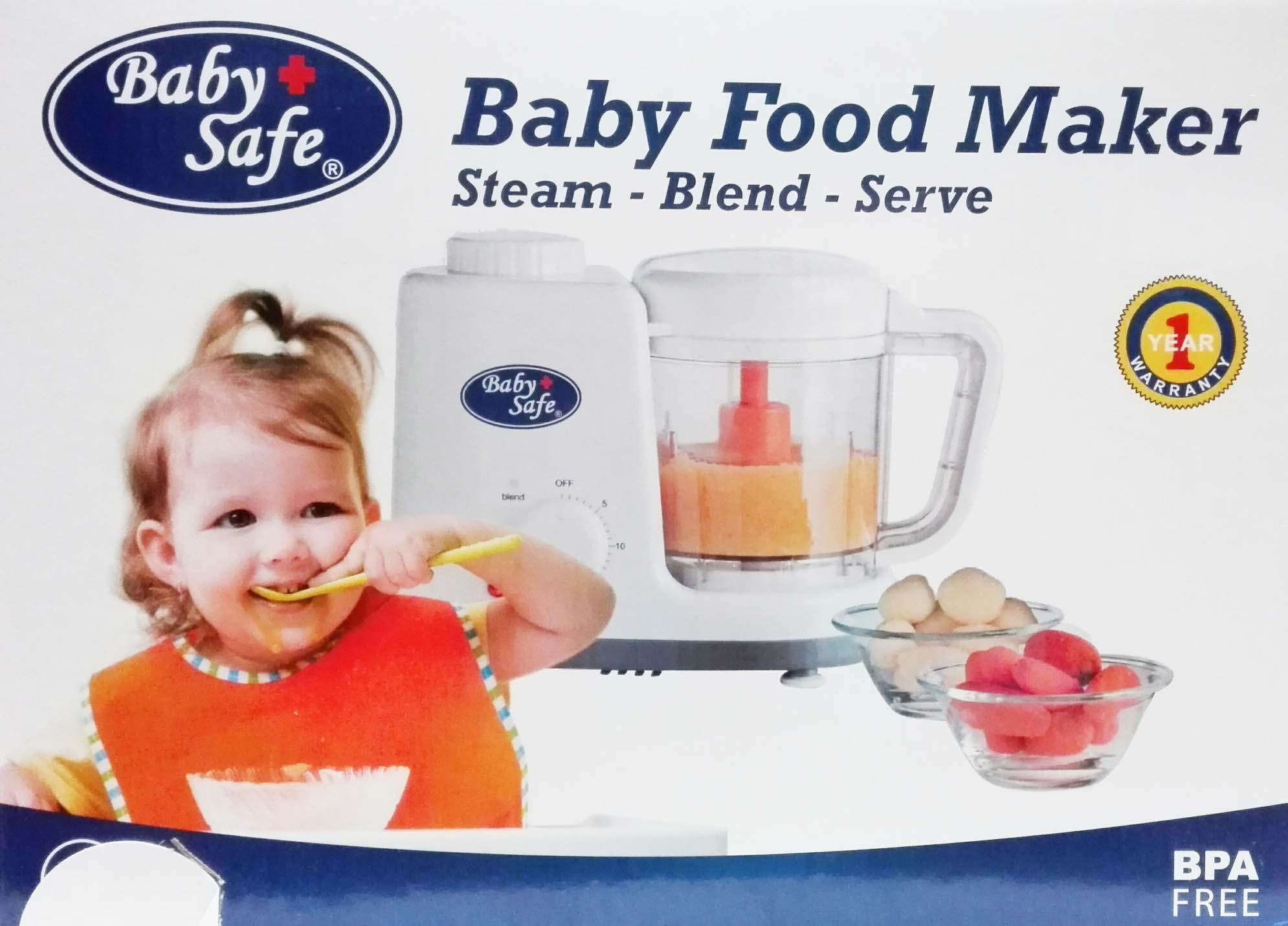 Food Maker / Food Processor Baby Safe