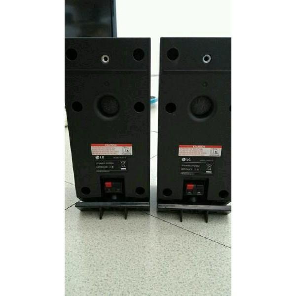Hot Promo Unik speaker LG home theater surround Diskon