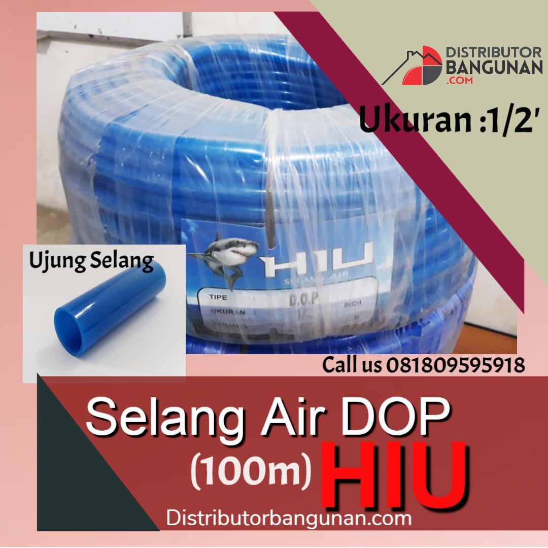 Selang Air Elastis Warna 1/2 - Harga Per Meter