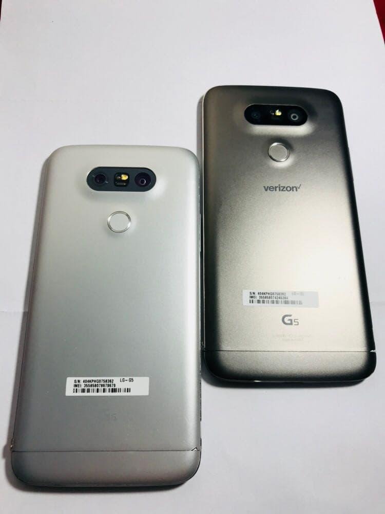 LG V5 RAM 4GB-32GB Second Original