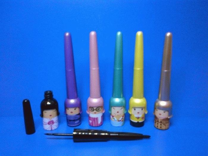 PROMO TERKINI Eyeliner + Eyebrow Pencil Harajuku Kimono Doll / Eye liner 2in1 Harajuku Boneka Jepang