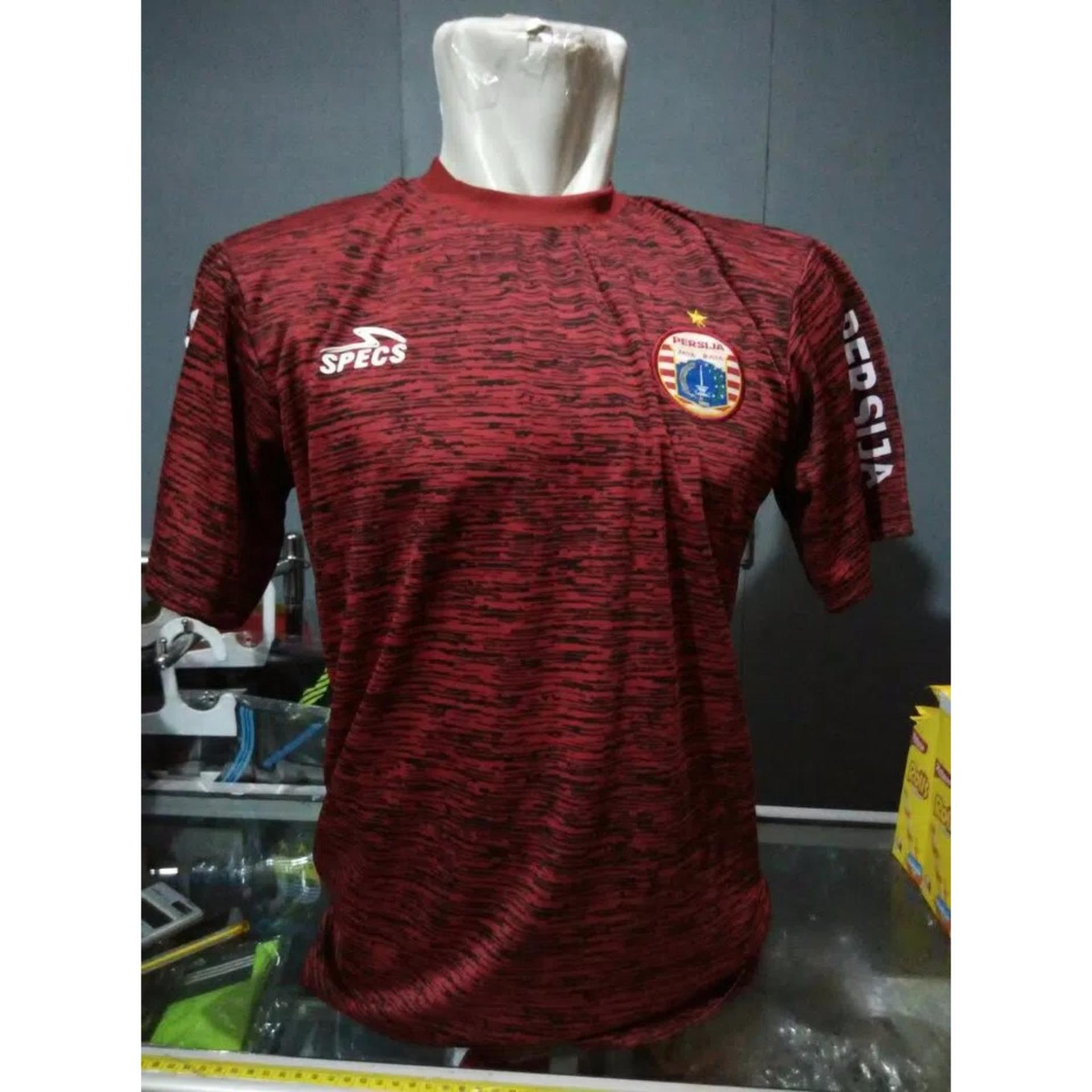 Kaos Murah Tshirt Distro Club Bola Indonesia Persija Jakarta Fc T Shirt 1928 Tulisan Arab Jersey Latihan 2018