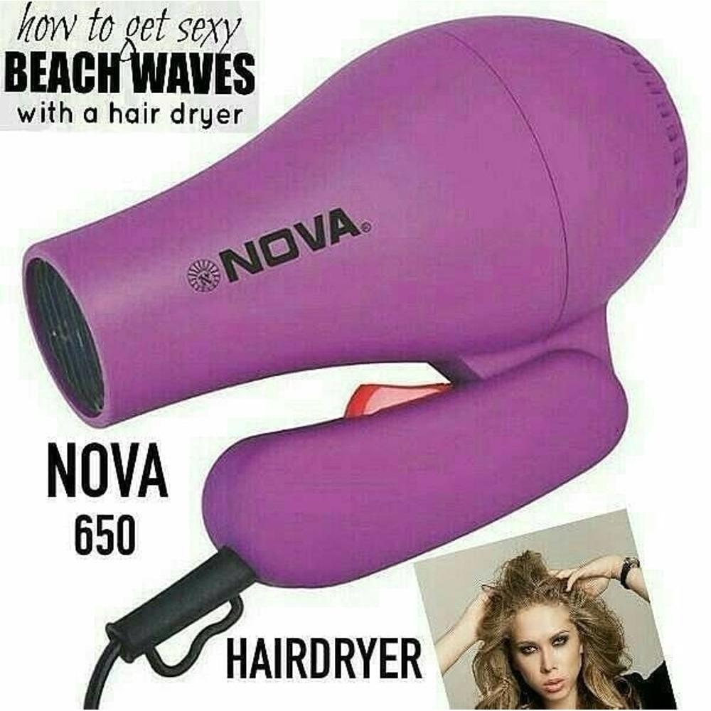 Hair Dryer Nova N650 Pengering Rambut